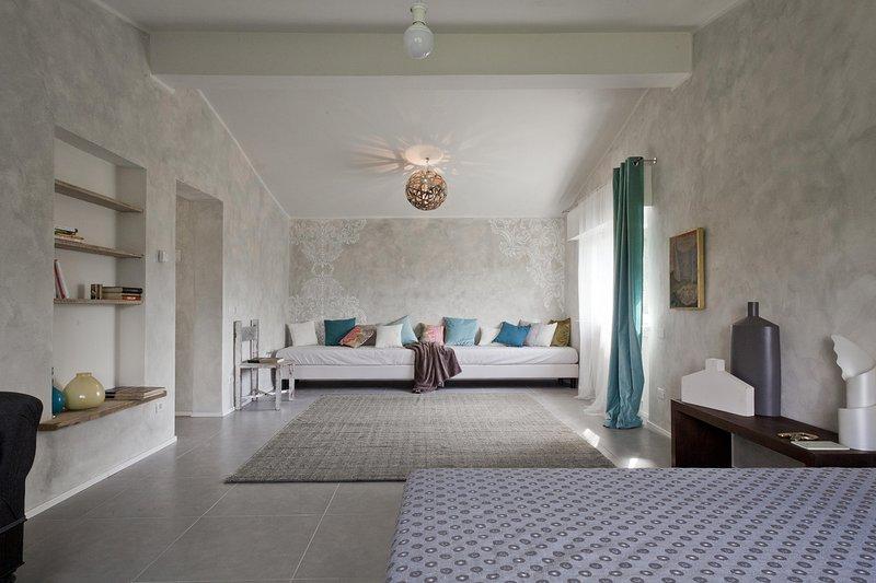 Gästezimmer - Villa de Hura - Schlafzimmer - Deluxe Lola - Geräumig - Bright