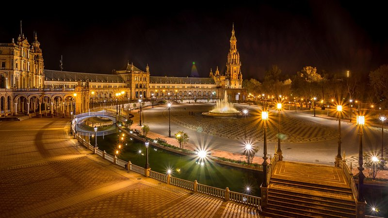 Visit Seville, the capital of Andalucia.