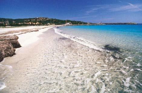 Der Strand Poetto