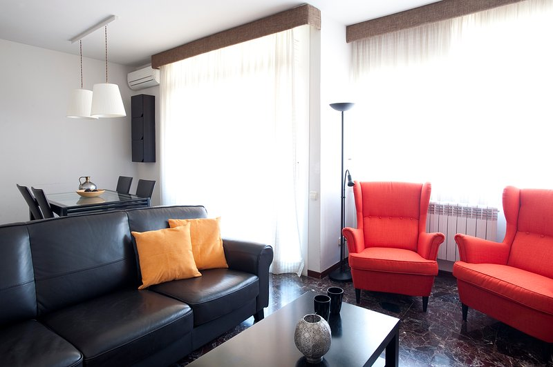 luxurious apartment in les corts