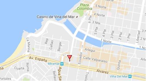 Excelente ubicación, cerca del borde costero, Reloj de Flores, Casino, Quinta Vergara, Comercio, etc