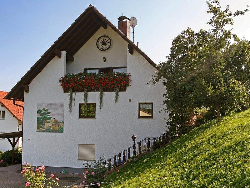 Hartmann, holiday rental in Obernburg
