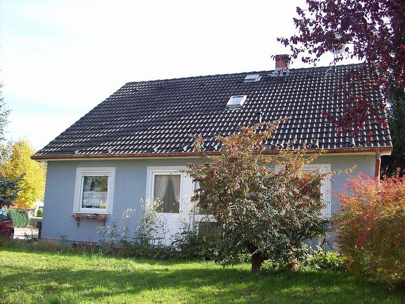 Allmendgasse, holiday rental in Artzenheim