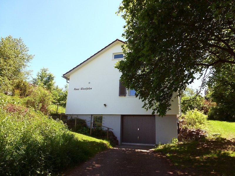Westfalen, vacation rental in Dittishausen