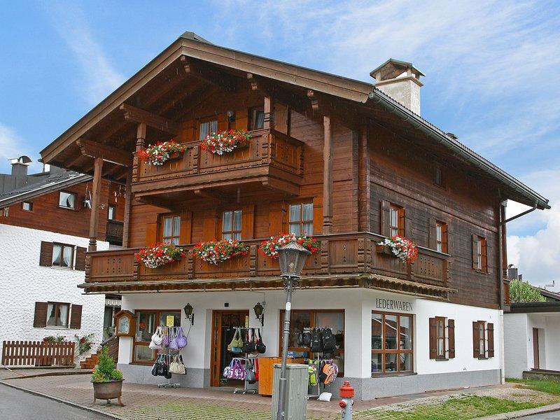 Dorfstrasse, vacation rental in Reit im Winkl