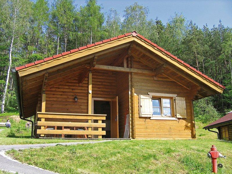 Naturerlebnisdorf Stamsried, vacation rental in Brennberg
