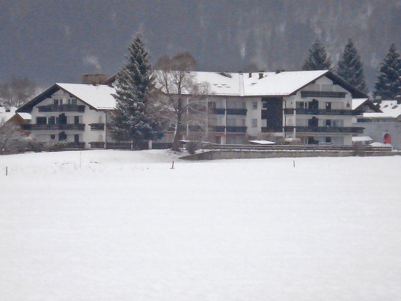 Fellhornstrasse, vacation rental in Oberstdorf