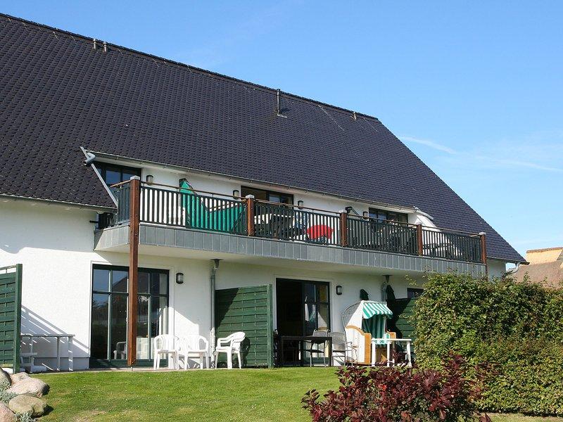 Hiddensee, vakantiewoning in Thiessow
