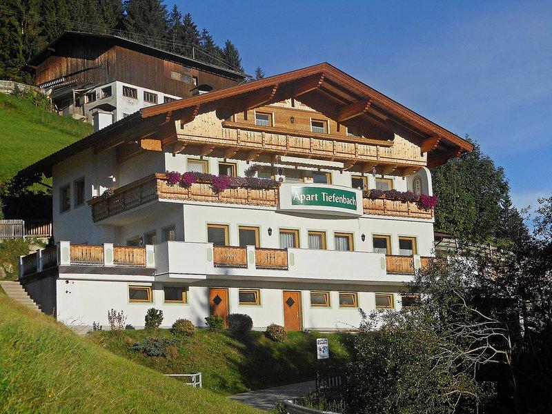 Marina, location de vacances à Aschau im Zillertal
