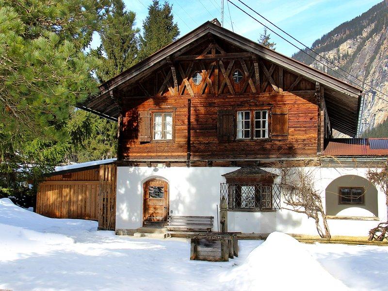 Fürstenhaus, vacation rental in Juns