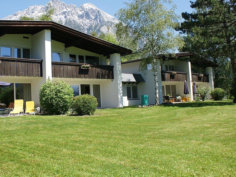 Chalet St. Wendelin - Typ A, holiday rental in Oberhofen im Inntal