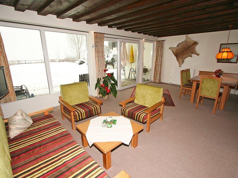 Chalet St. Wendelin - Typ B, holiday rental in Wildermieming