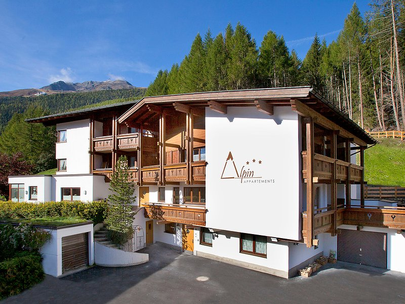 Alpin, holiday rental in Solden