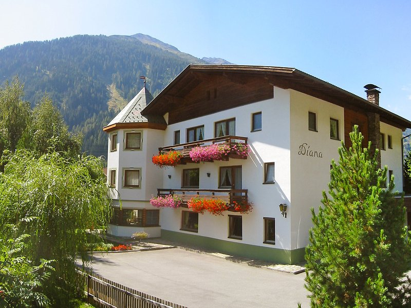 Diana, vacation rental in Lech