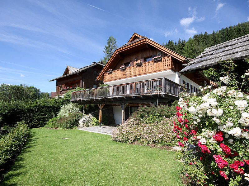 Schwalbe, vacation rental in Dobriach