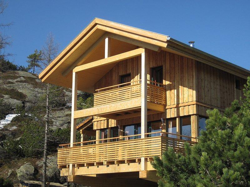 Chalet Zirbenwald I, Ferienwohnung in Turracher Höhe