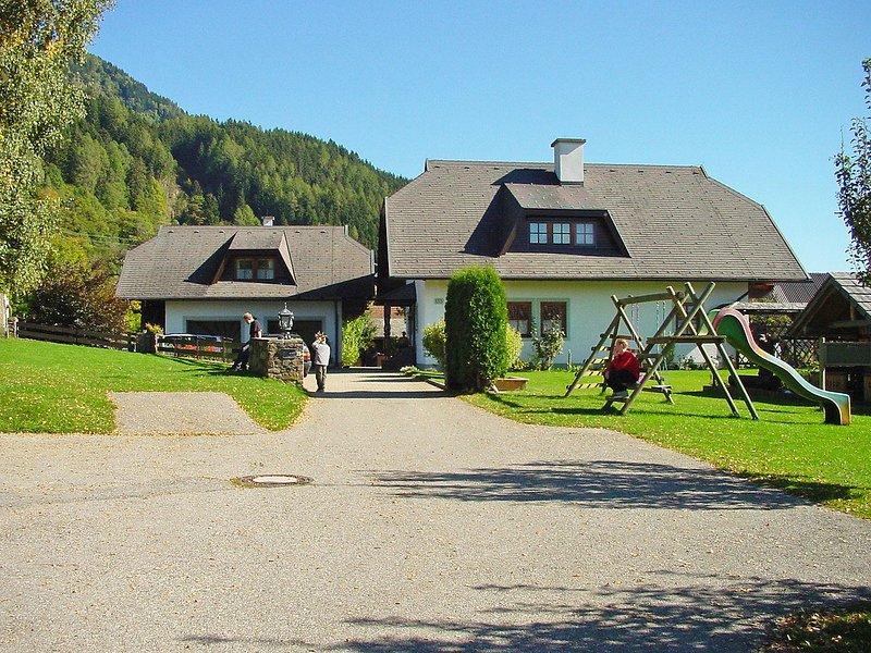 Schnitzer, holiday rental in Baldramsdorf