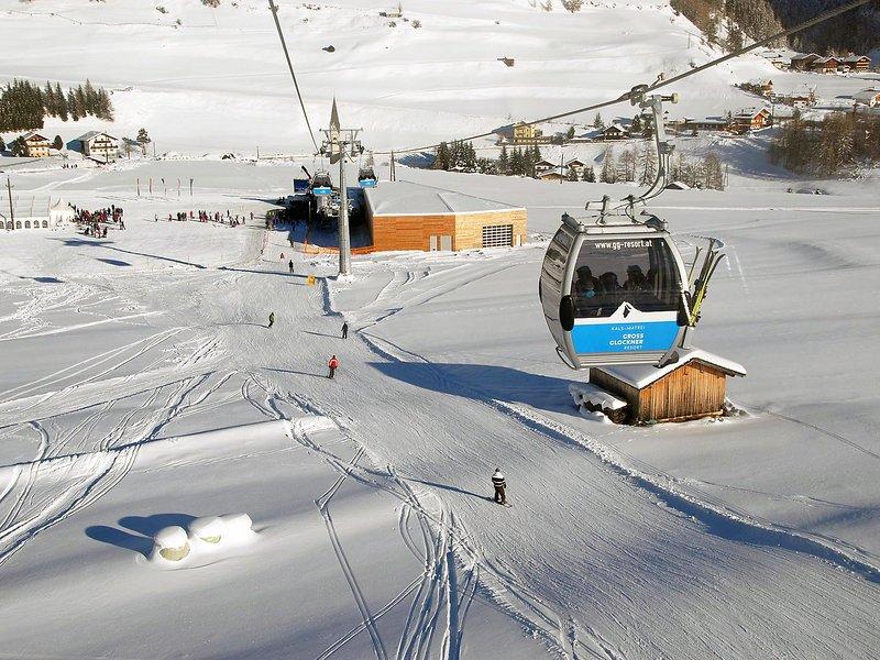 Gradonna Mountain Resort, holiday rental in Virgen