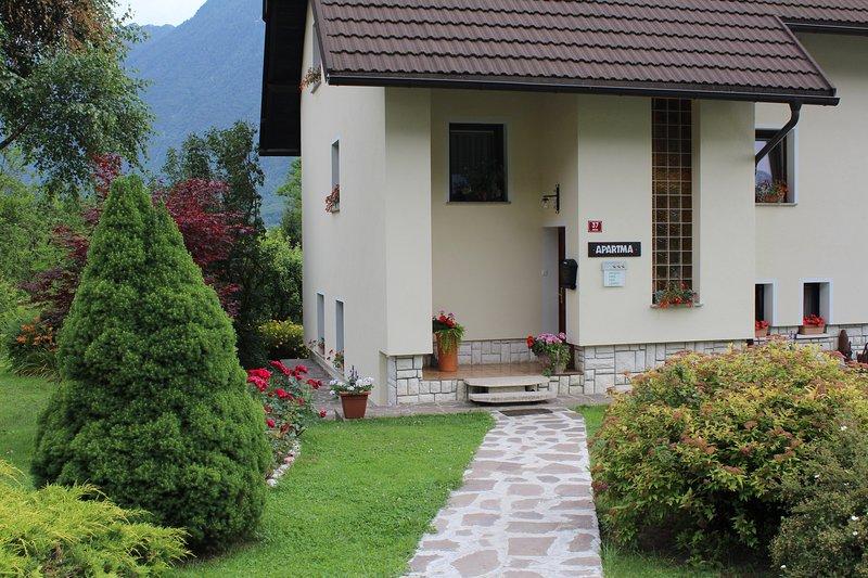 Apartment Kosmrl, alquiler vacacional en Bovec
