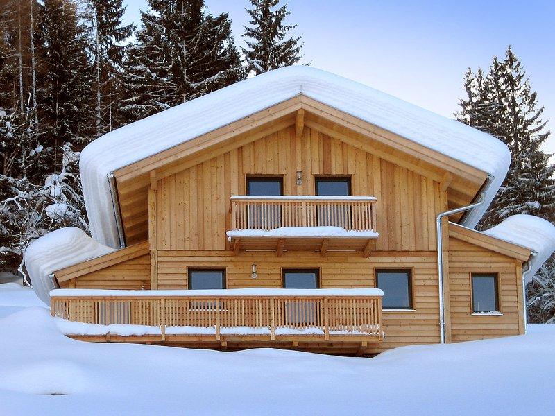 Enzian, holiday rental in Abtenau