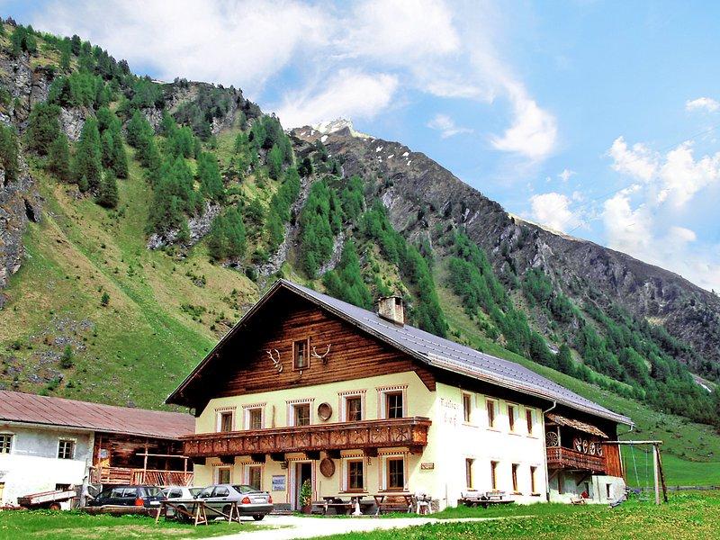 Mucherhof, casa vacanza a Matrei am Brenner