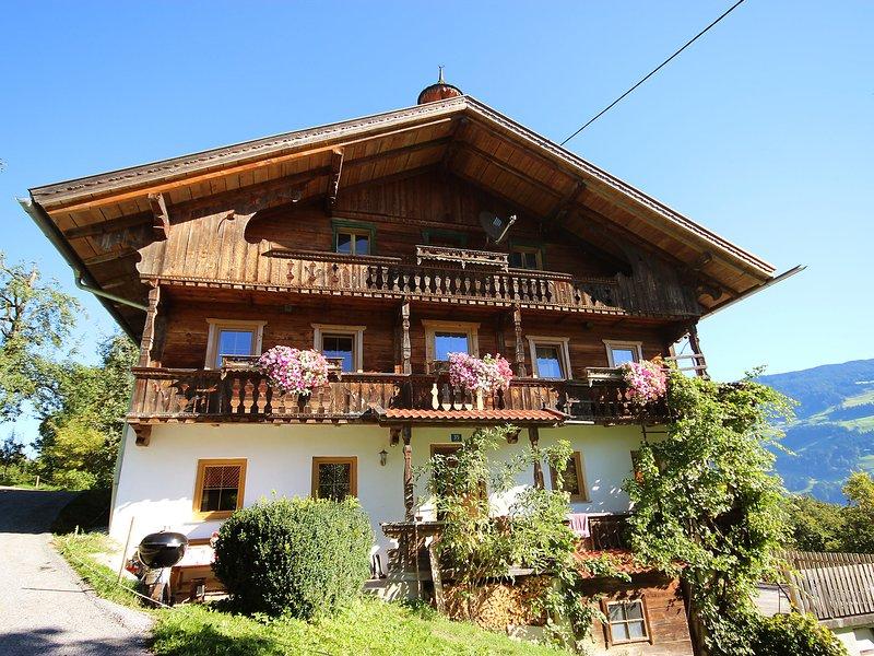Wierer, holiday rental in Eben am Achensee