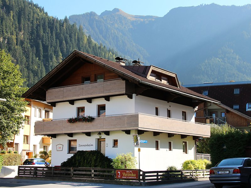 Sonnenheim, holiday rental in Mayrhofen