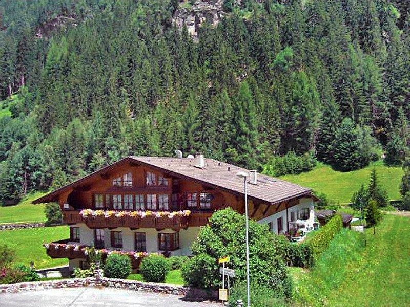 Alpengruss, vacation rental in St. Leonhard im Pitztal