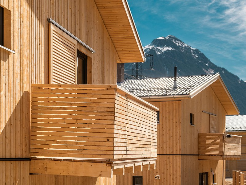 Chalet Montafon, holiday rental in Sankt Gallenkirch