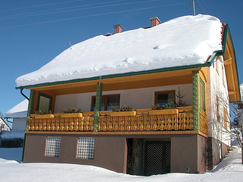 Riedl, holiday rental in Hirschegg