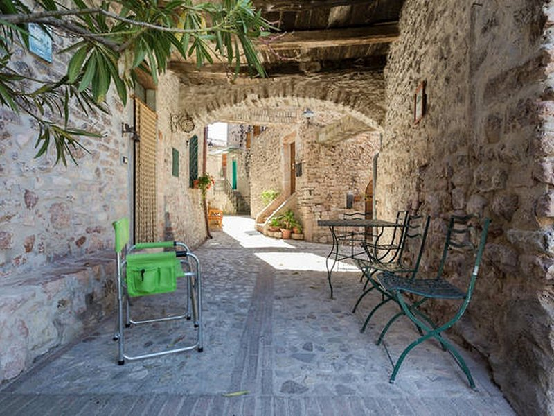 Marianna, location de vacances à Macerino