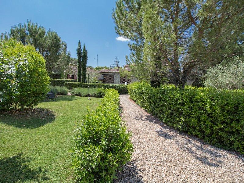 Vignaiolo, location de vacances à Lecchi in Chianti
