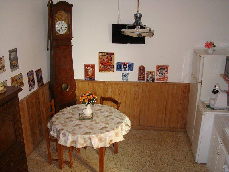 Appartement de vacances à Bargemon, location de vacances à Bargemon