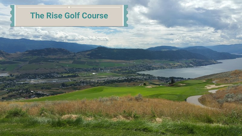 Many amazing golf courses within a short drive, including The Rise with incredible views !