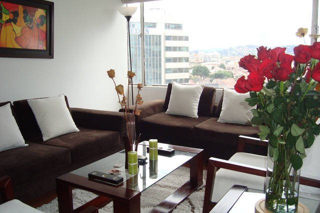 Great location, North  Bogota, good access roads, good view, close to the park 93, near to zona T,