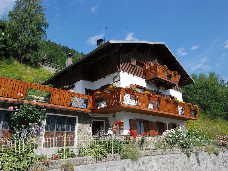 Santa Lucia, location de vacances à Valdisotto