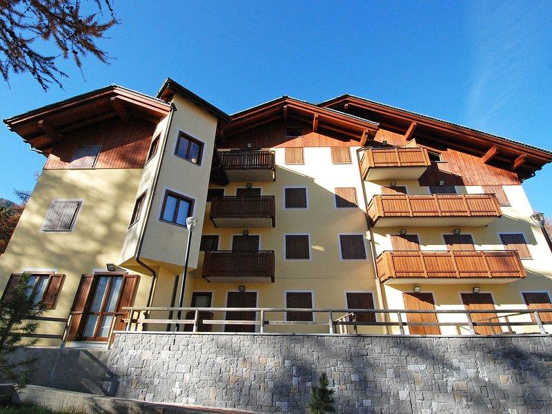 Stelvio, vacation rental in Trepalle