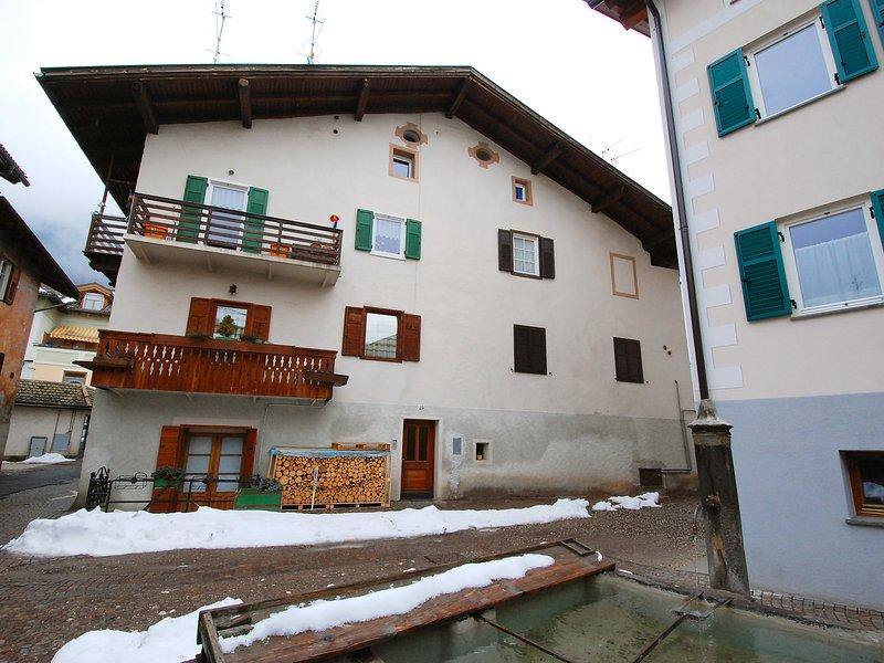 Garibaldi, location de vacances à Ziano di Fiemme