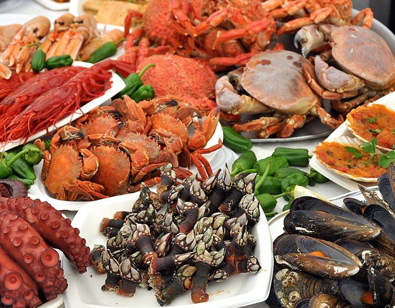 Os melhores restaurantes de frutos do mar na Europa estão em nossa vizinhança.