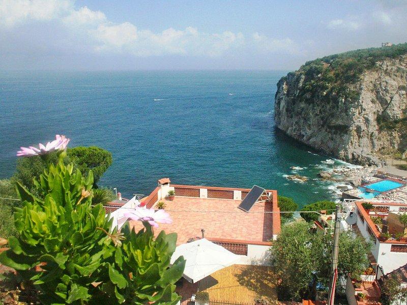 Sammontano bay, holiday rental in Marina di Puolo