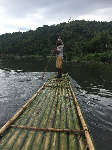 Rio Grande rivière rafting