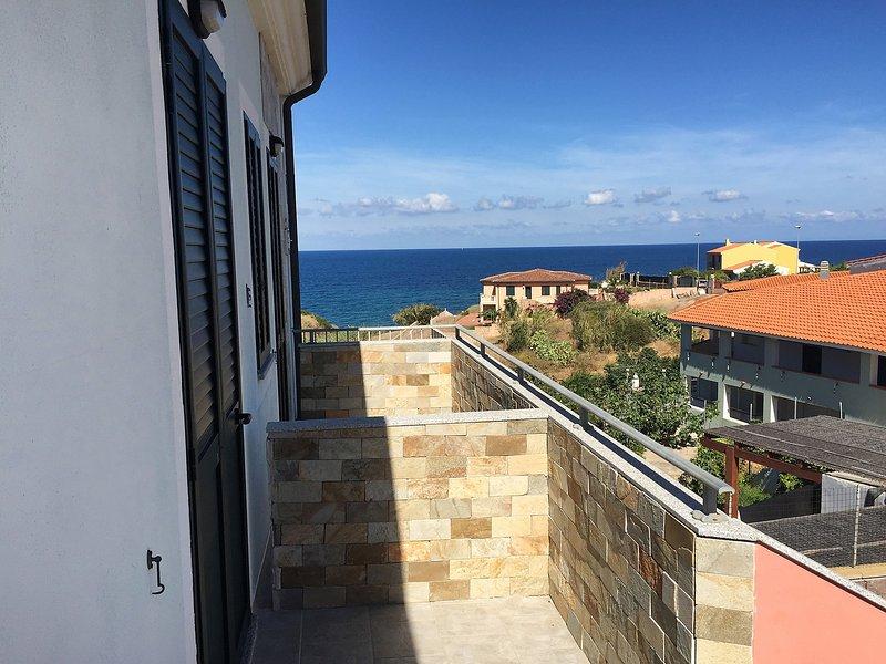 Le terrazze del mare, holiday rental in La Ciaccia