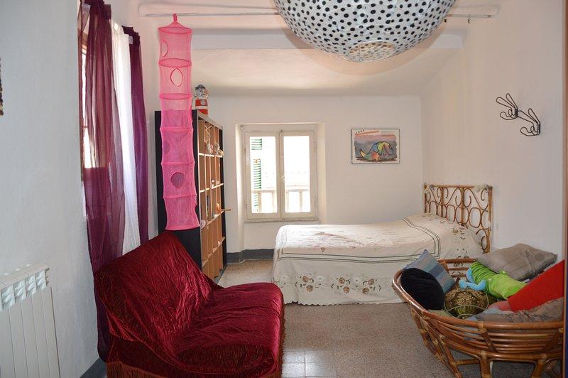Tower-House, in Sarzana center, close to the sea!, holiday rental in Sarzana