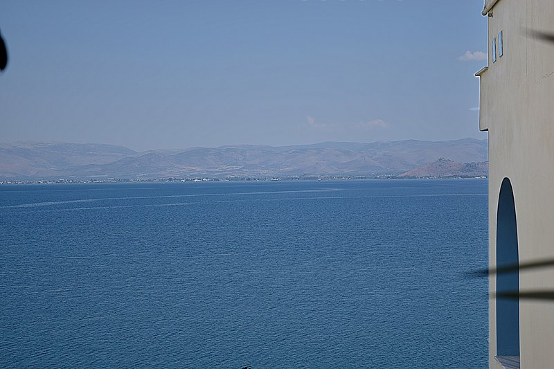 Overview - Holiday Beach Studio Apartment in Kiveri village close to Nafplion