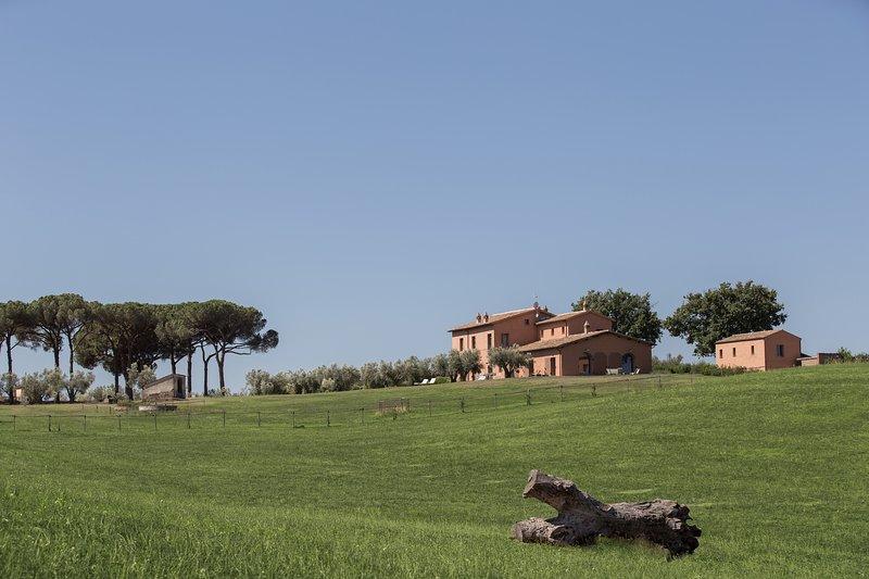 Tenuta di Paternostro Etruscan Country Retreat, vakantiewoning in Cura di Vetralla