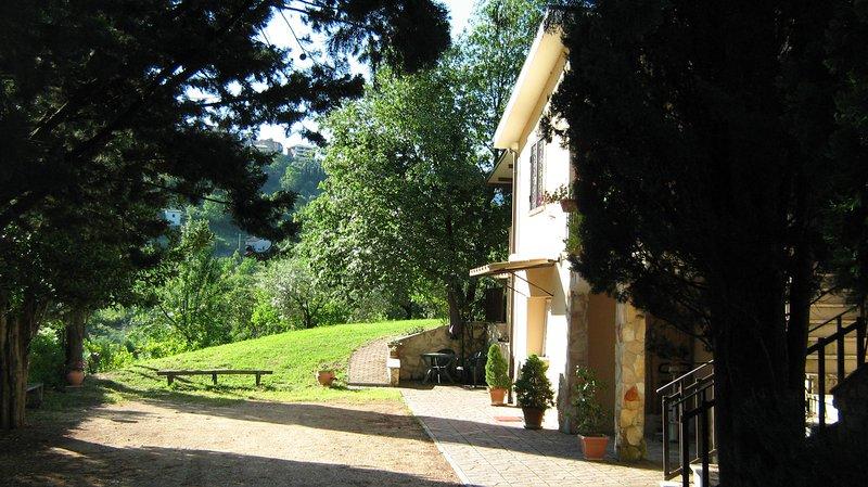country house villa pietro romano, vacation rental in Villa Adriana