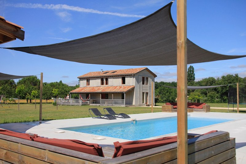 Maisons les Ormes, holiday rental in St. Eutrope de Born