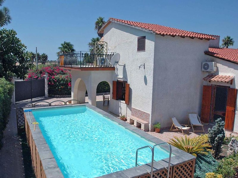 Paradiso, holiday rental in Arenella