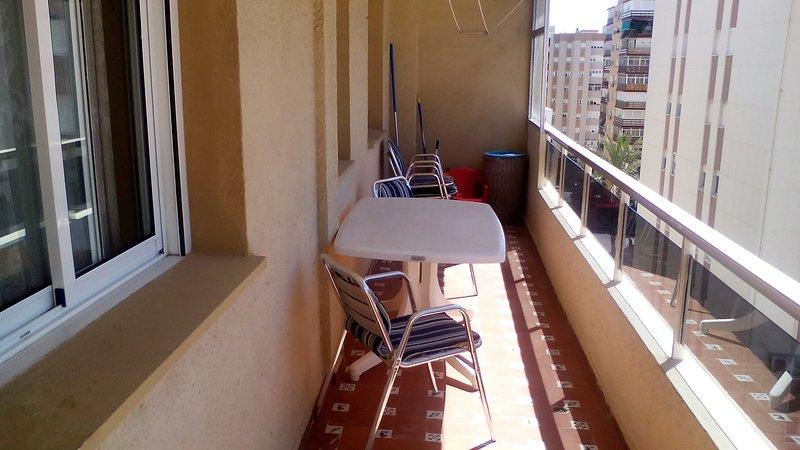 Apartamento Europlaya, aluguéis de temporada em Palmones