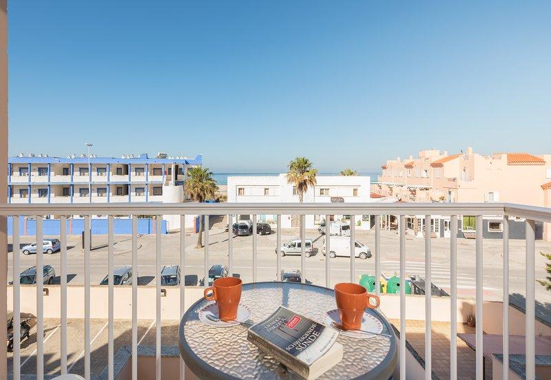 Apartamento Gaviotas Sureñas, holiday rental in Tarifa